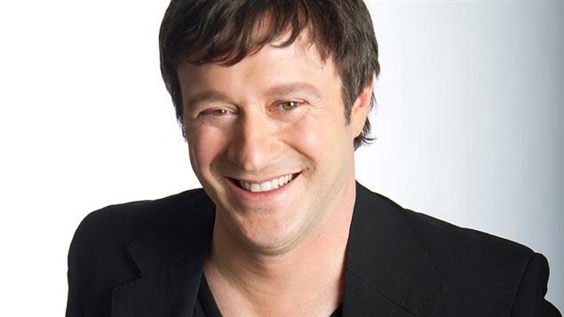 L'humoriste Stéphane Fallu
