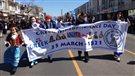 Aux célébrations de l'indépendance de la Grèce à Toronto