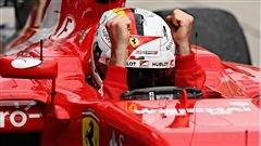 Vettel joue un vilain tour à Mercedes-Benz