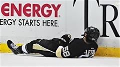 L'entraîneur des Penguins confirme la commotion de Letang