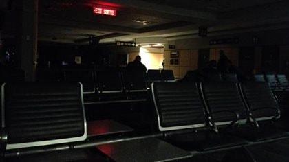 Un avion rate son atterrissage à Halifax