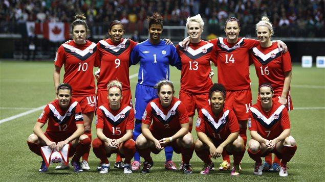 equipe de foot canada feminine