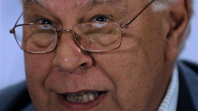Felipe González, ex presidente español.