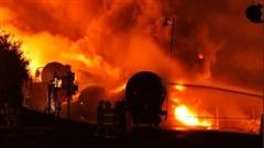 La tragédie à Lac-Mégantic a fait 47 morts, dans la nuit du 5 au 6 juillet 2013