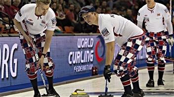 La Norvège inflige au Canada son premier revers