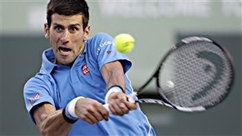 Djokovic vacille contre Dolgopolov, mais se ressaisit à temps