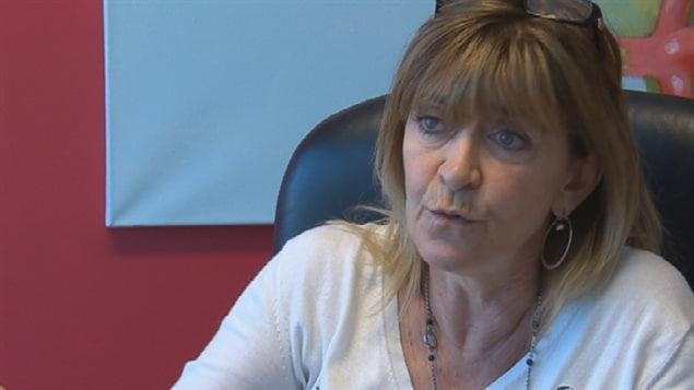 Francine Lessard, présidente du Conseil québécois des services de garde à l'enfance