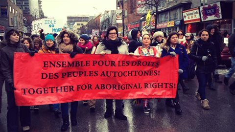 Manifestation Idle No More