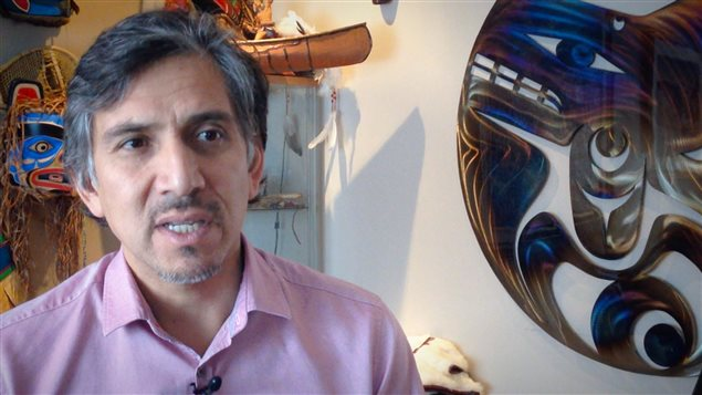 Projet Kirano : Dr Stanley Vollant, instigateur de la marche Innu Meshkenu