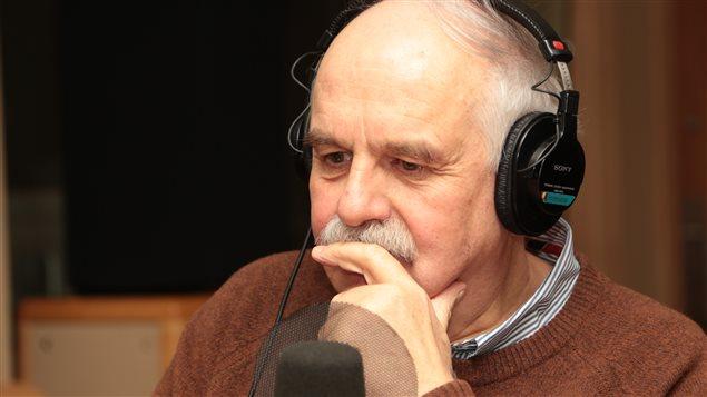 Georges Leroux, professeur de philosophie