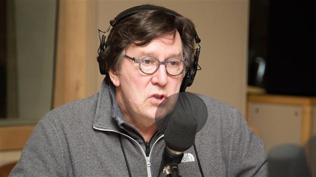 Le comédien Gilles Renaud