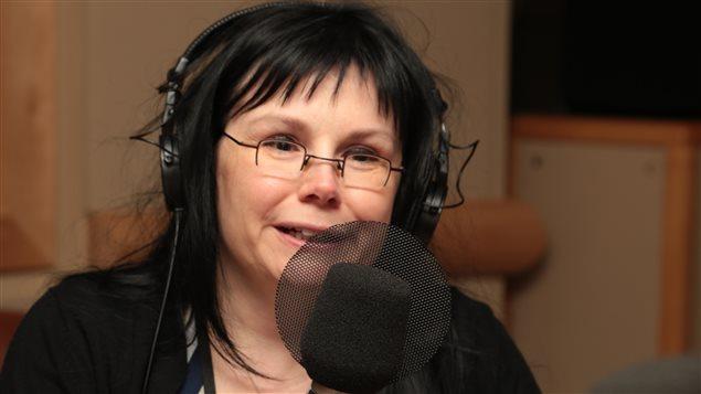 Anne Guilbault, auteure et enseignante