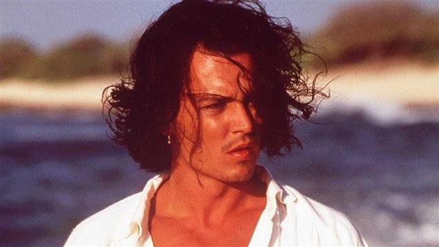 Johnny Depp dans <i>Don Juan DeMarco</i> (1994)