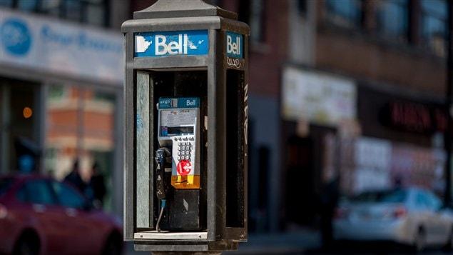 Téléphone publique