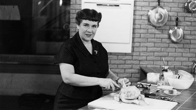 Jehane Beno�t en 1958