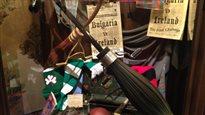 Jouer au quidditch à l'Université du Manitoba