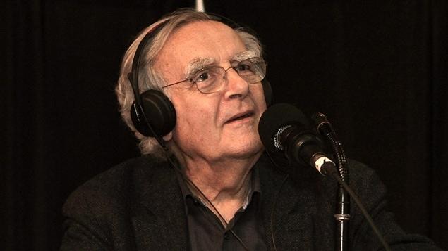 Bernard Pivot, président d'honneur du Salon international du livre de Québec