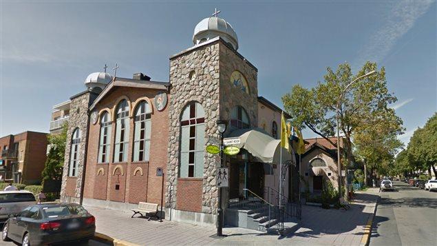 L'Église Koimisis tis Theotoko