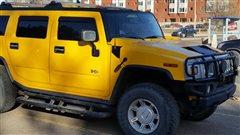 Hummer jaune