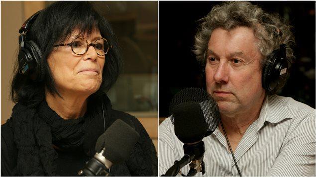 Les écrivains Denise Desautels et Jean-François Chassey lisent des extraits de Baudelaire.