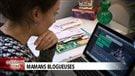 Les mères blogueuses : quand le passe-temps devient un boulot