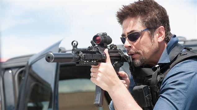 Benicio Del Toro dans « Sicario »