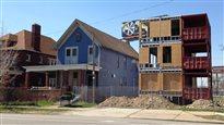 Le concept de «maison conteneur» débarque à Détroit