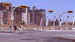 Le projet Urbania 2, plus de 1000 logements en co-propriété, dont une tour de 32 étages, au coût de 270 millions de dollars.