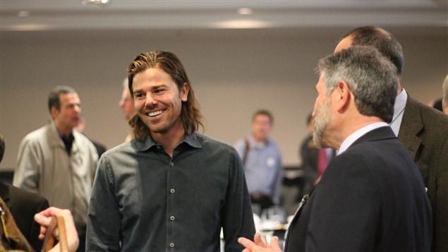 Le président-directeur général de Gravity Payments, à Seattle, Dan Price