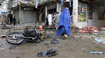 Une attaque suicide fait 33 morts enAfghanistan