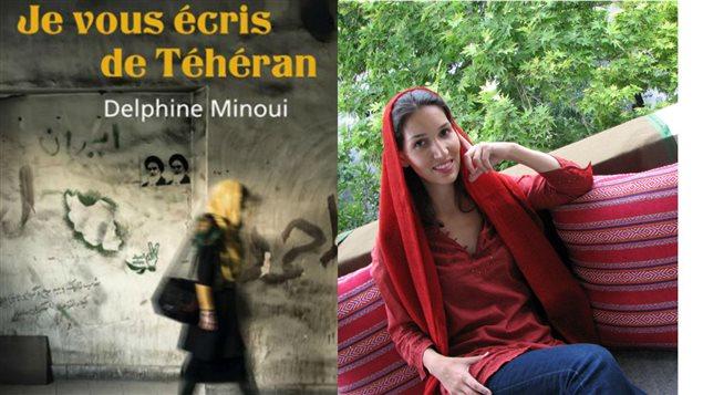 Delphine Minoui, correspondante au Moyen-Orient pour le journal français Le Figaro et auteur de ce livre que Le Seuil publie le mardi 21 avril au Québec.