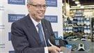 Budget fédéral : Joe Oliver s'offre des New Balance