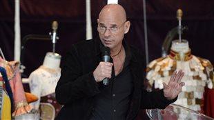 Guy Laliberté «serein» après la vente de la majorité du Cirque du Soleil