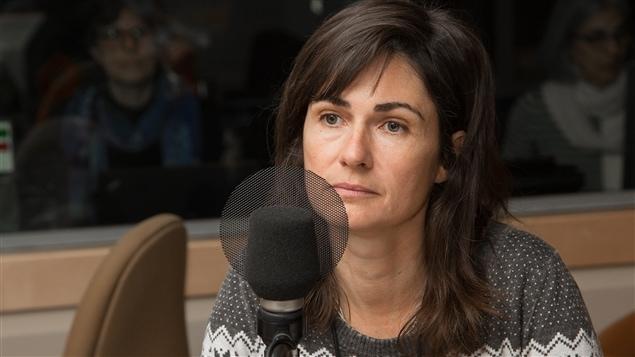 L'auteure Ariane Cordeau