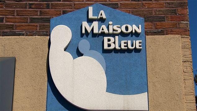 La Maison Bleue accueille des femmes enceintes vulnérables.