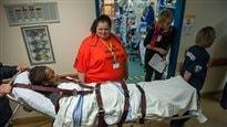 Comment déménager 250 patients en une seule journée