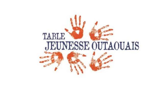 Logo de la Table jeunesse Outaouais