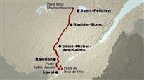 Québec annonce la construction d'une nouvelle ligne de transport d'électricité