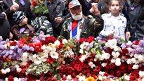 L'Arménie rend hommage aux victimes du génocide