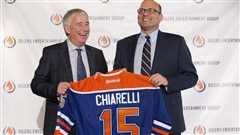 Chiarelli à la rescousse des Oilers