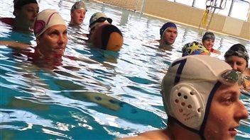 Héros du vendredi : le water-polo, un sport de survie
