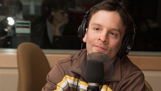 Le comédien Marc Beaupré a beaucoup d'autres engagements au-delà du rôle de Marc Arcand, dans <i>Série noire</i>.