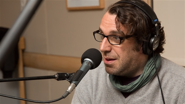 Chilly Gonzales en discussion avec Marie-Louise Arsenault