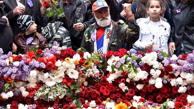 Recherche homme armenien