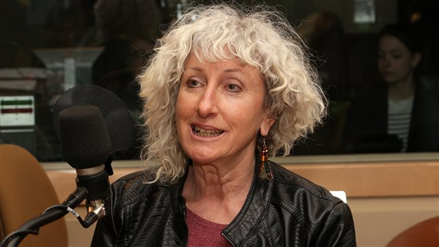 L'auteure Monique Proulx