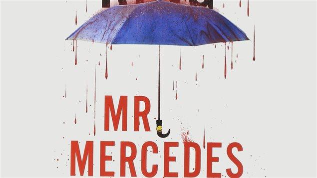 Détail de la couverture du livre <em>Mr Mercedes</em>, de Stephen King