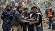 Le séisme au Népal vu par un drone