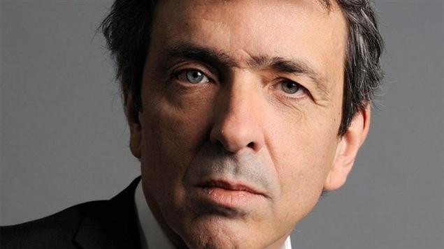 L'auteur de <em>Bravo</em, Régis Jauffret