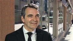 Marc Langis, nouveau directeur du Conservatoire de musique de Gatineau.