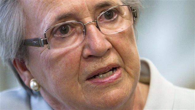 Lise Thibault a plaidé coupable à six accusations de fraude en avril dernier.